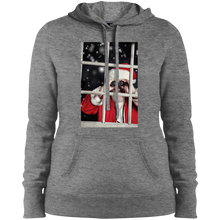 Load image into Gallery viewer, LST254 Sport-Tek Ladies' Pullover Hooded Sweatshirt