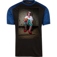Load image into Gallery viewer, ST371 Sport-Tek CamoHex Colorblock T-Shirt