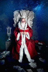 Photographic Print: Christmas Stories by Shanna Koltz