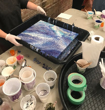 Load image into Gallery viewer, The Perfect Pour/ Painting Class With Shanna Koltz