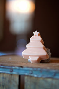 Handcrafted Soap (Christmas Tree)