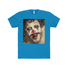 Load image into Gallery viewer, Happy Clown, Men's Cotton Crew Tee