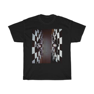 Two sides Clown by Koltz Unisex Heavy Cotton Tee