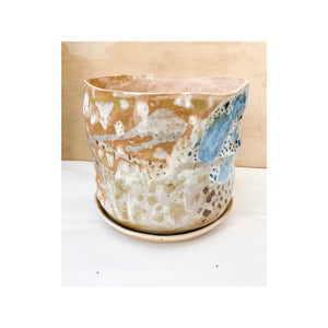 Large Sandy Dreams  Planter #5