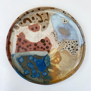 Large Plate 18