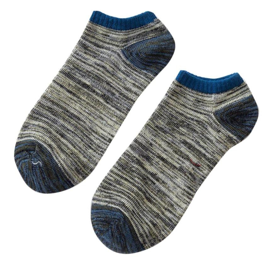 Ankle Low Cut Cotton Socks