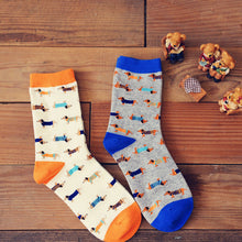Dog Pattern Socks