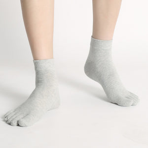 Cotton Toe Socks