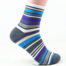 Chromatic Design Socks