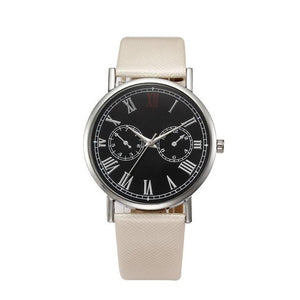 Casual Alloy Wrist Watch