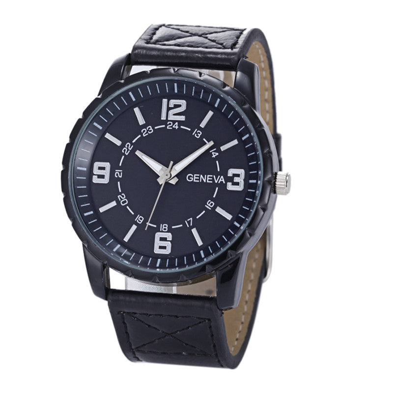 Geneva Wrist Watch