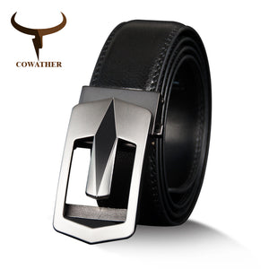 Genuine Cow Leather Belt