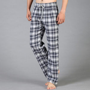 Soft Cotton Pants Night-suite Pajamas