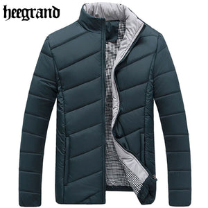 Striped Padded Jacket