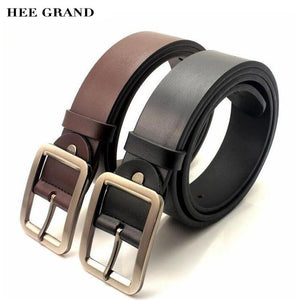 Casual Men Leather Belt