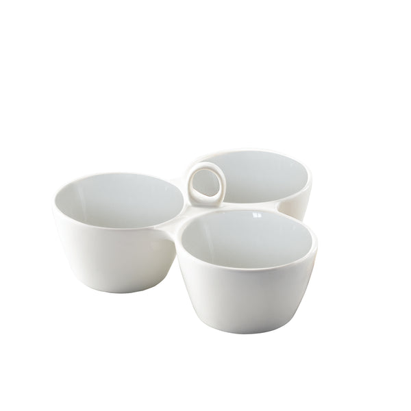 Home Classix Snack Bowls 3-In-1
