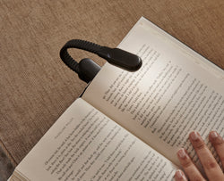 USB Book Light - Black