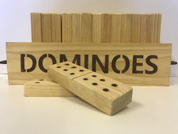 Dominoes Set - Giant