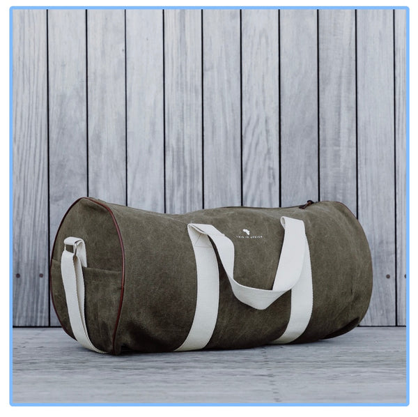 Duffle Bag - Olive
