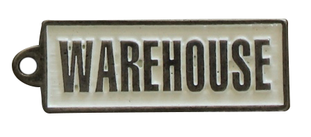 Warehouse Keyring