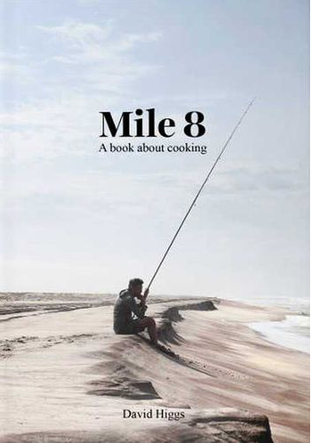 Mile 8 - Cookbook (Hardcover)