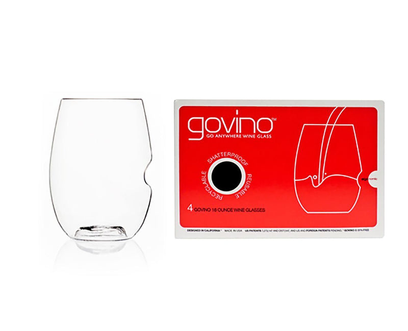 Oz wine glass red 4 pack