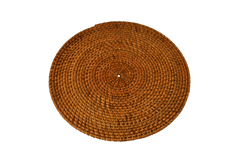 Round Placemat Natural