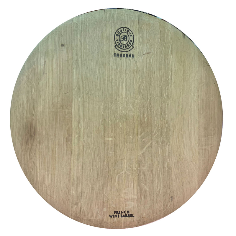 Round Barrel Lid Board