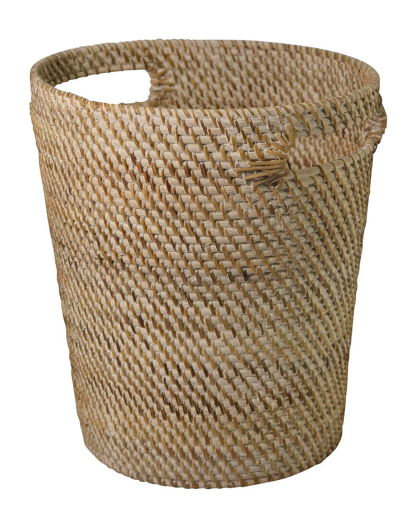 Wastepaper Basket - Whitewash