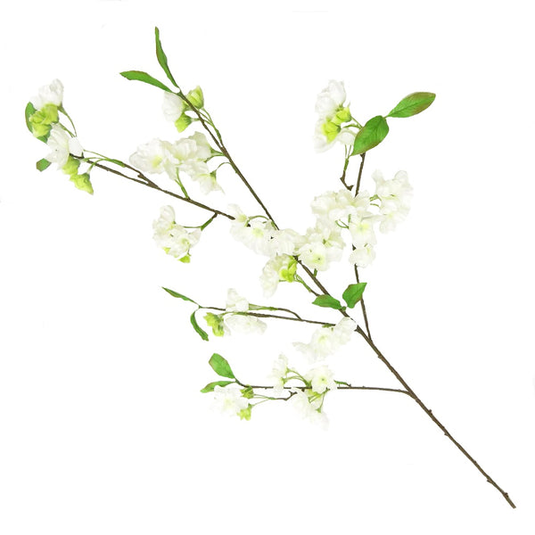 White Blossom Mania - Set of 12