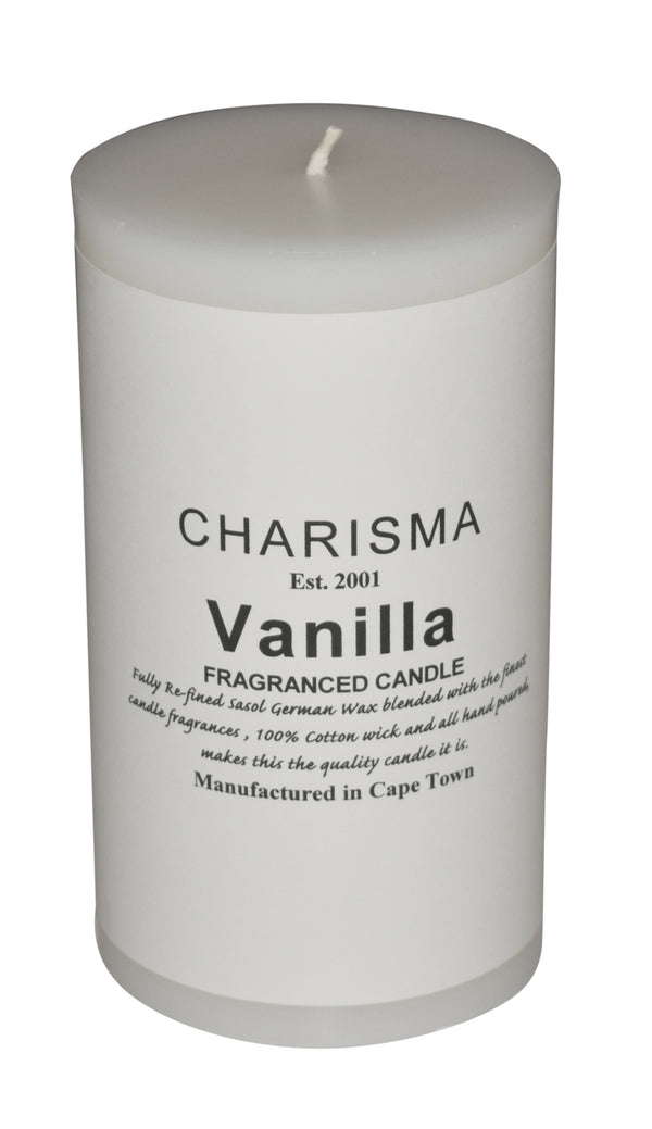 Vanilla White - Medium