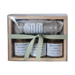 Three Mustard Gift Set