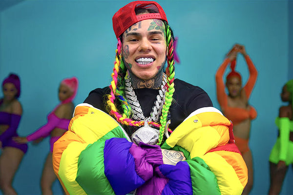 "Tekashi 6ix9ine's ""GOOBA"" Breaks a YouTube Record"