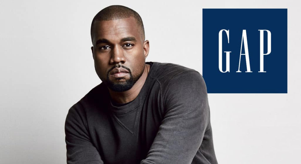 Kanye West Confirms A 10-Year Partnership With GAP