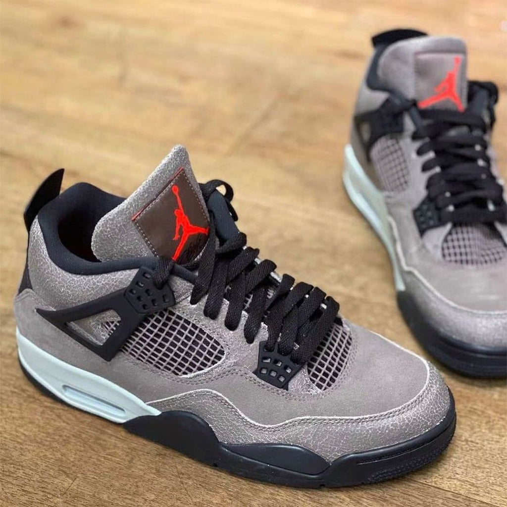 "QUICK LOOKS - Jordan 4 ""Taupe Haze"""