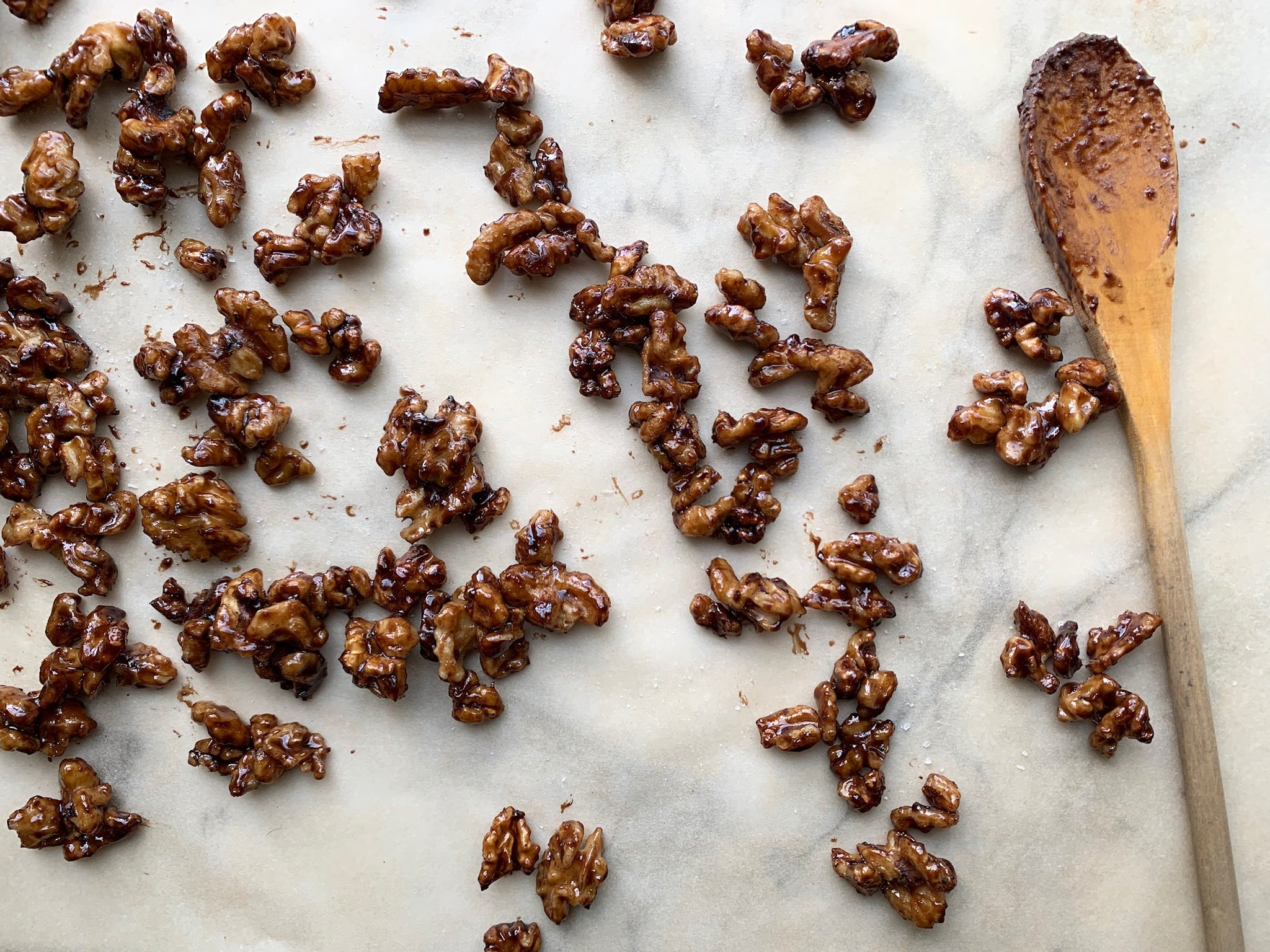 Loco Cocoa Candied Walnuts