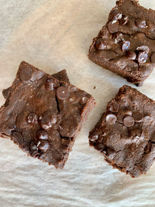 Ooey Gooey Loco Cocoa Brownies