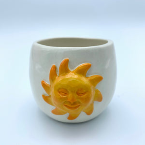 Sunny Ceramic Mug - Handle-less
