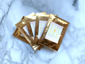 Stay Golden - 5 Single Serving Packets (New Recipe)