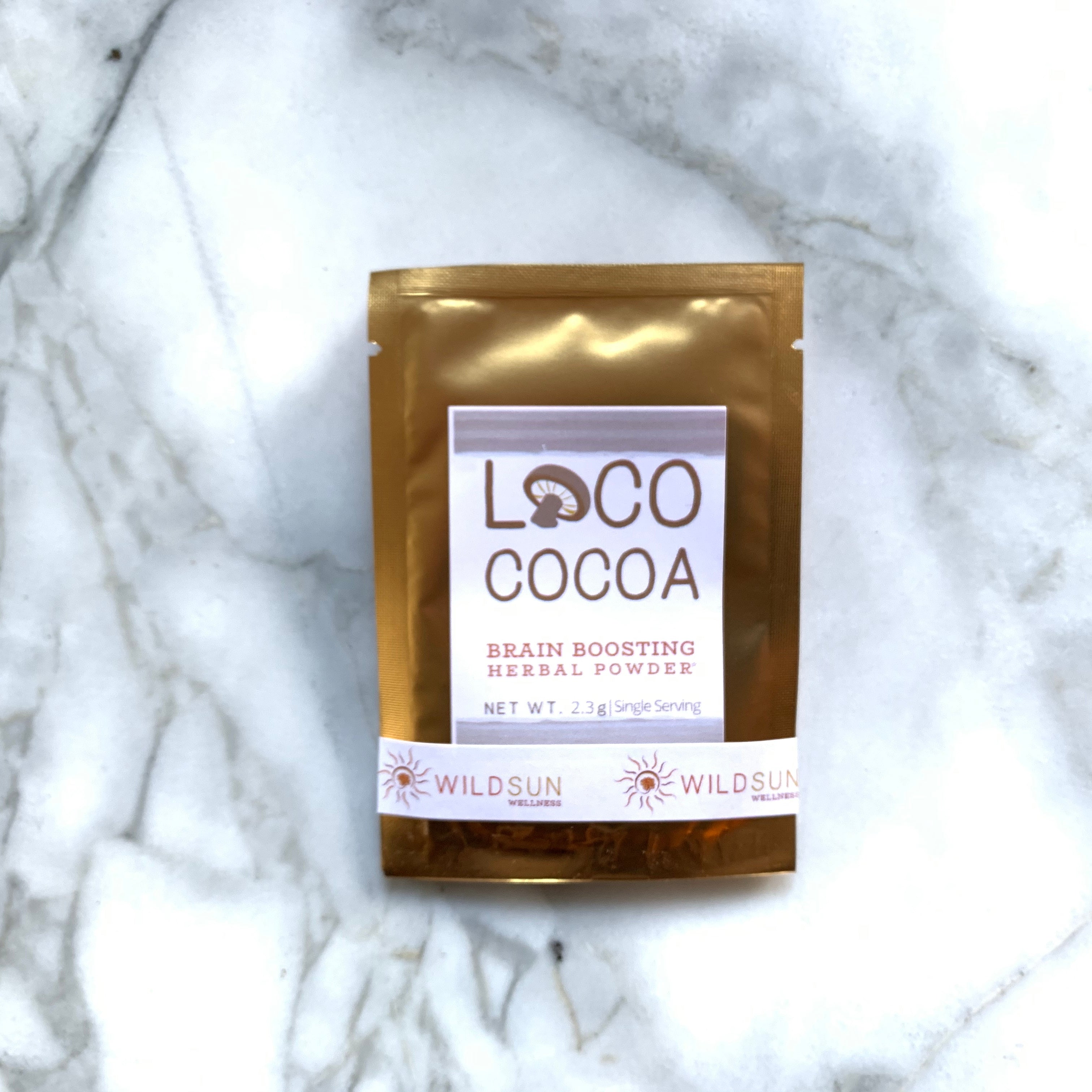 Loco Cocoa - 5 Single Serving Packets