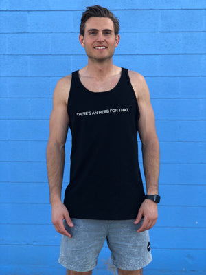 There's an Herb for That. - Unisex Tank