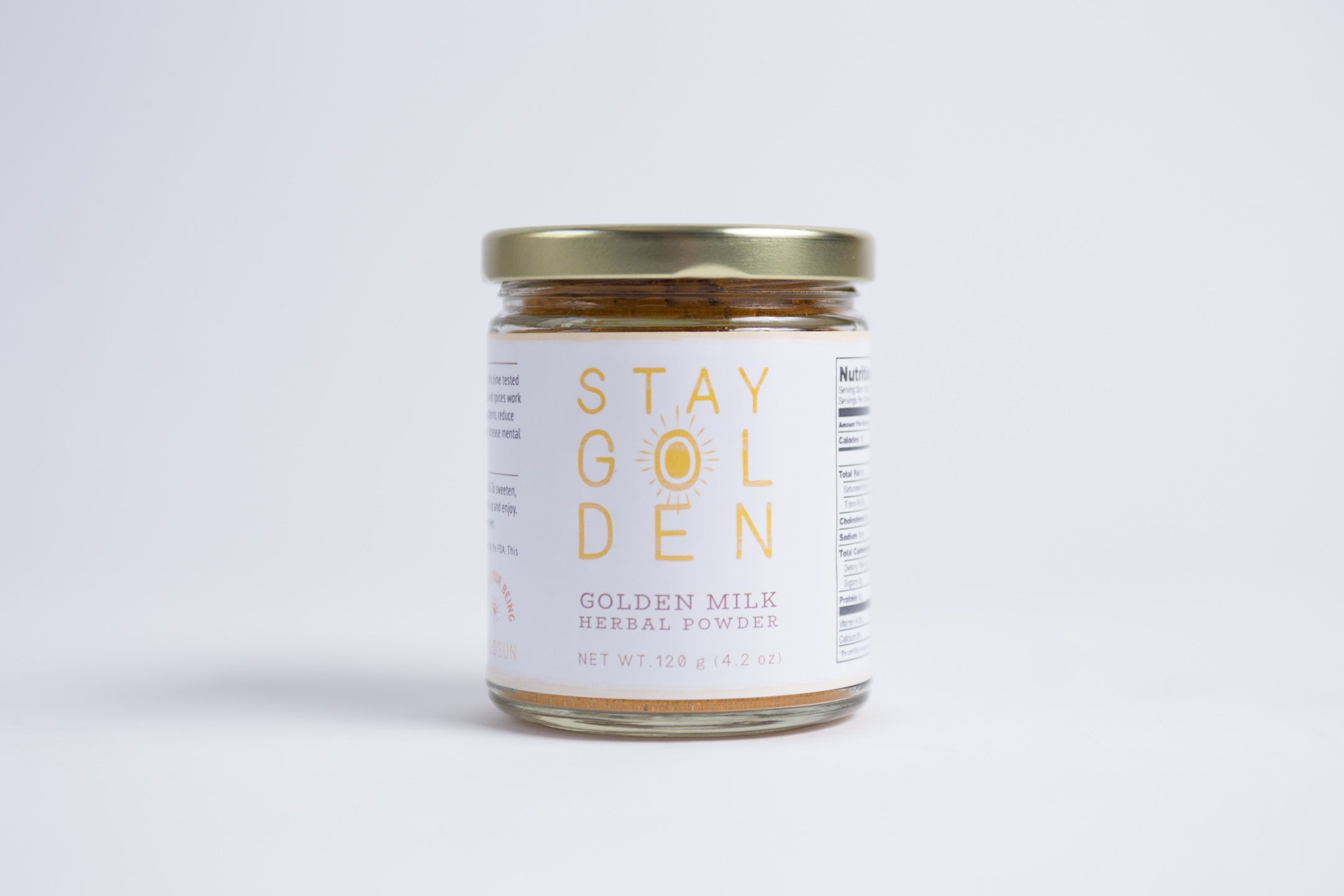 Stay Golden - Previous Recipe