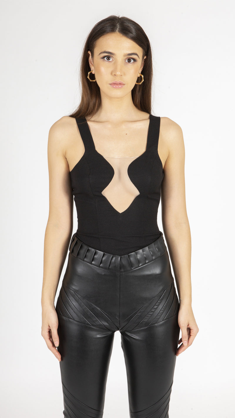 4Mation, Black Cut Out Top