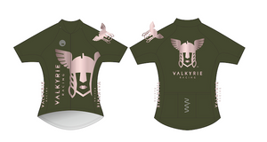 Valkyrie 2021 cycling jersey - women's