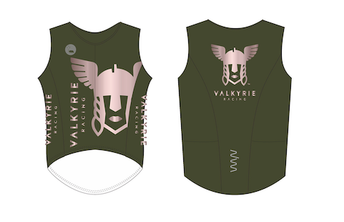 Valkyrie 2021 sleeveless tri top - women's
