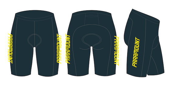 Paramount velocity+ triathlon shorts - men's