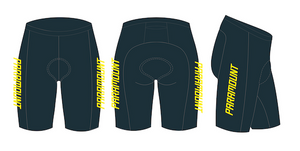 Paramount premium cycling shorts - men's
