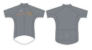 Thirsty Bear cycling jersey - women's