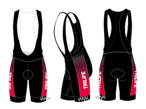 tri life premium cycling bib shorts - men's