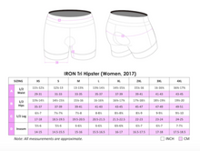 watts multisport hipster tri shorts - women's
